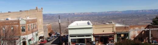 Visiting Jerome, Arizona
