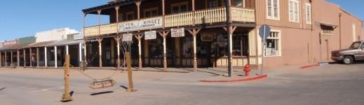 Tombstone, Arizona: The Town too Tough to Die